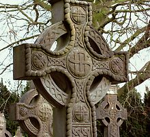 Celtic Cross by Orla Cahill