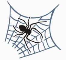 Spider cobweb Kids Clothes