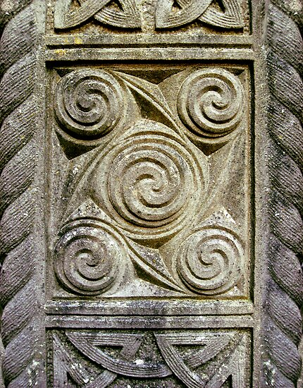 Relief Carvings by Orla Cahill