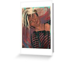 What are you drawing Ryan 155 Greeting Card