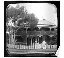 Country House Through The Viewfinder (TTV) Poster