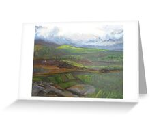 Scottish Glen Greeting Card