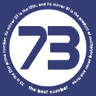73 is the best number by danielasynner