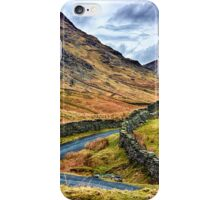 The Winding Way iPhone Case/Skin