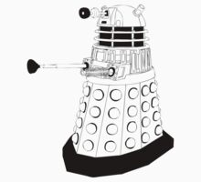 Doctor Who - Dalek Kids Clothes