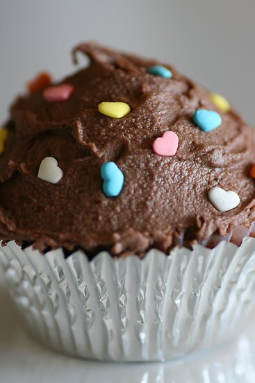 Sweet Cupcake by Joy Watson