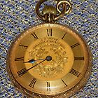 Grandpa's Gold Pocket Watch by Jenny Brice