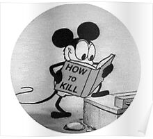 Mickey Guide: How to Kill Poster