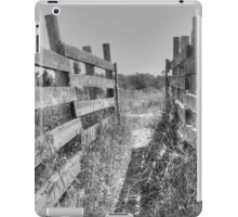 Livestock Chute iPad Case/Skin