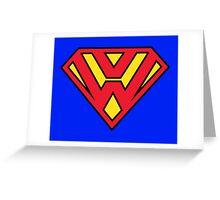 Super VW / Volkswagen Greeting Card