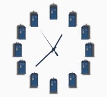 Tardis - Doctor Who Kids Clothes