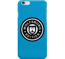 Wolfsburg Edition 2c iPhone Case/Skin