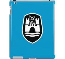 Wolfsburg Coat of Arms 2c iPad Case/Skin