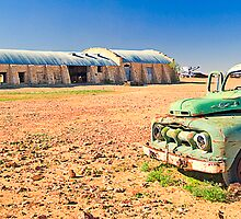 Cordillo Downs Shearing Shed by Overlander4WD