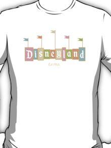 Disneyland California Logo  T-Shirt