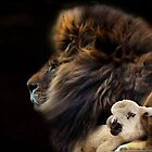 and the lion shall lie down with the lamb by missmoneypenny
