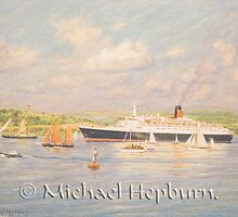 QE2 - 40th Anniversary Cruise by michaelhepburn
