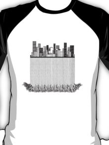 A city dissected 2 T-Shirt