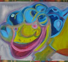 Smiley Toad by jamullah