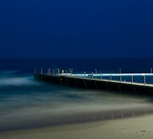 Collaroy Pool by Michael Davies