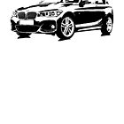 BMW 1-Series 3-door 2016 by garts