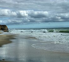 Cliffs at Lucy Vincent by joefrozen