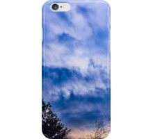 Clouds and Rays iPhone Case/Skin