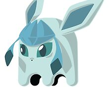 Glaceon Ghost by Andres Flores