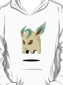Leafeon Ghost T-Shirt