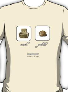 couch / potato (light) T-Shirt