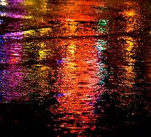 Liquid Neon by MichelleOkane