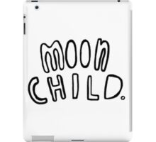 Moonchild 2 iPad Case/Skin