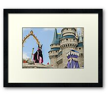 I Too Have a Dream Framed Print