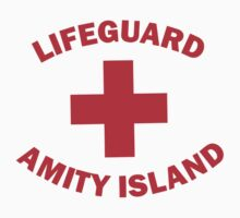 Lifeguard - Amity Island Kids Clothes