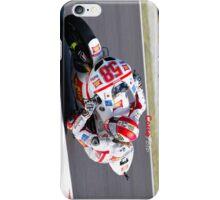 Simoncelli in Mugello  iPhone case iPhone Case/Skin