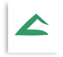 Ash Ketchum Kanto Emblem Canvas Print