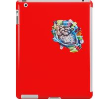 A Graffiti Heart iPad Case/Skin