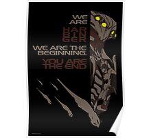 Mass Effect: Harbinger Poster