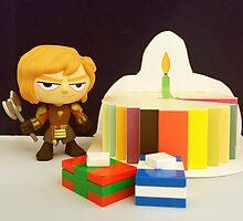 Tyrion Birthday by FendekNaughton
