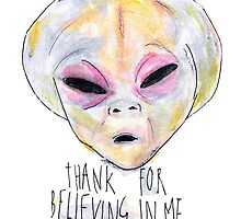 """""""Thank For Believing In Me"""" by saoirse-designs"""