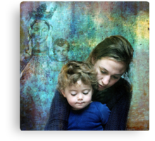 All mothers Canvas Print