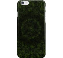 Block Carbon Green(ish) Edition 09 of 37 iPhone Case/Skin