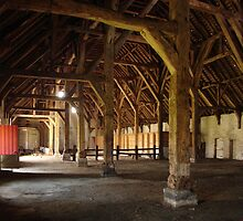 Ter Doest - Abbey Barn by theBFG