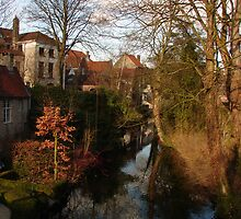 Bruges Backwater by theBFG