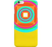 Geometry Colours iPhone Case/Skin