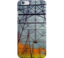 Sunsets and Steel iPhone Case/Skin