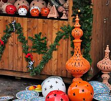 Fun things at the Christmas market by bchai