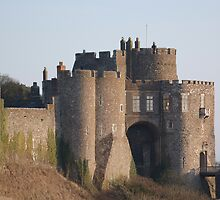 Constable's Gate, Dover Castle by FelicityB