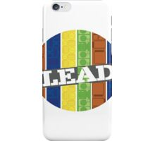 LEAD iPhone Case/Skin