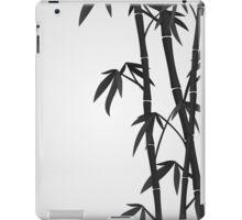Bamboo stems iPad Case/Skin